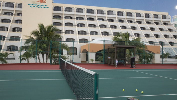 TERRAINS DE SPORT Hotel Golden Parnassus All Inclusive Resort & Spa - Cancún