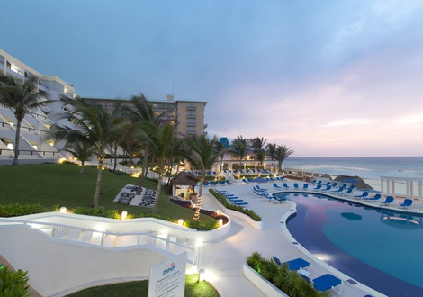 Golden Parnassus All Inclusive Resort & Spa - Jardin Hotel Golden Parnassus All Inclusive Resort & Spa Cancún