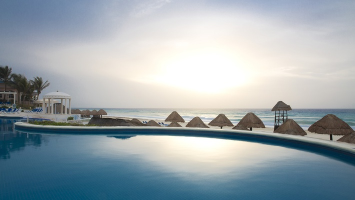PISCINE Hotel Golden Parnassus All Inclusive Resort & Spa - Cancún