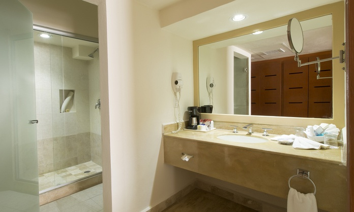 Chambre Club Hotel Golden Parnassus All Inclusive Resort & Spa Cancún
