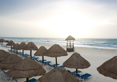 Golden Parnassus All Inclusive Resort & Spa - Plage Hotel Golden Parnassus All Inclusive Resort & Spa Cancún