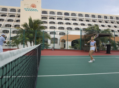 Sports et loisirs Hotel Golden Parnassus All Inclusive Resort & Spa