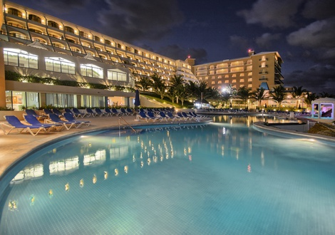 Golden Parnassus All Inclusive Resort & Spa - Façada Hotel Golden Parnassus All Inclusive Resort & Spa Cancún