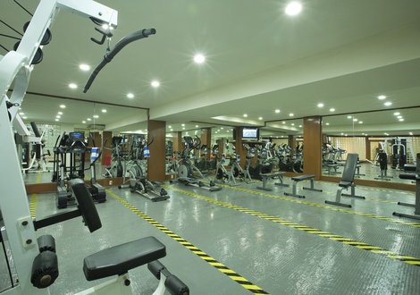 Golden Parnassus All Inclusive Resort & Spa - Gym Hotel Golden Parnassus All Inclusive Resort & Spa Cancún